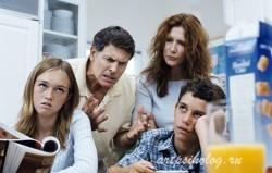 Общение с подростками